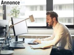 Sådan skal du sidde foran computeren