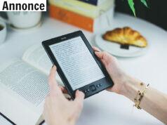 Digitale bøger er fremtiden